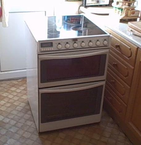 Broken cooker