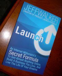 Jeff Walker's Launch