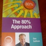 The 80% Approach book