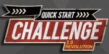 Quick Start Challenge logo