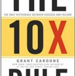 Front cover of 10X Rule